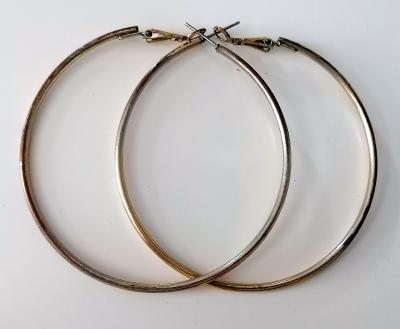 Náušnice kruhy