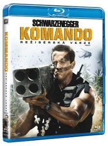 KOMANDO (BLU-RAY) - 2 VERZE FILMU