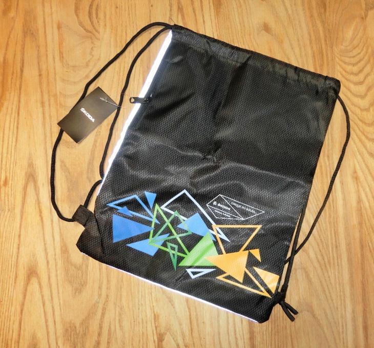 sportovní batoh vak škoda - Tašky, batohy, kufry