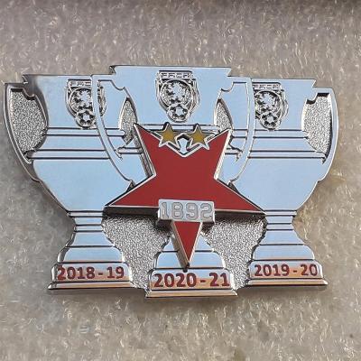 SK SLAVIA PRAHA -  HATTRICK,  fotbal