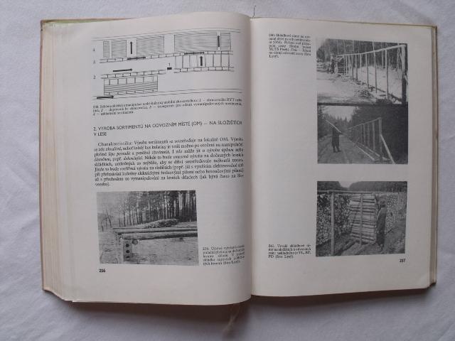 Lesní těžba ( kniha 1971) - Knihy