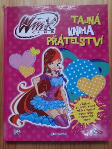 Winx Club Tajná kniha přátelství Iginio Straffi