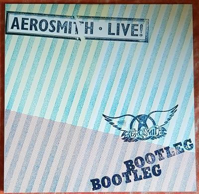 2LP Aerosmith – Live! Bootleg