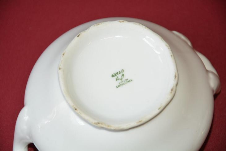 cukřenka Epiag - Porcelán