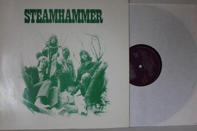 Steamhammer 1.Album LP 1969 vinyl Germany RI jako nove Progressiv Rock