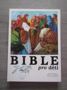 Náboženské knihy - Bible pro děti,  Tím vše začíná atd