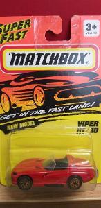 MATCHBOX ´´ DODGE VIPER RT/10 ´´ 1994 #10 - zlatá kola