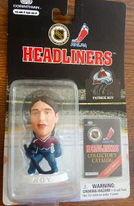 1998-99 Headliners NHL figurka Patrick Roy