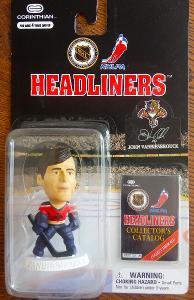 1998-99 Headliners NHL figurka John Vanbiesbrouck
