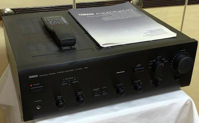 YAMAHA AX-550 Stereo Integrated Amplifier +DO/ Natural Sound (Japan)