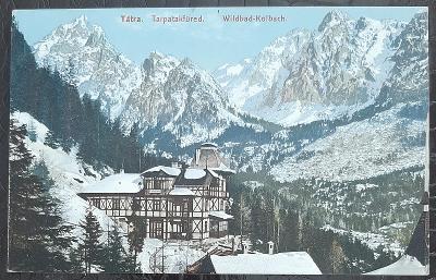 Slovensko Tatry Wildbad-Kolbach ubytování