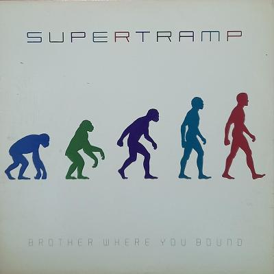 SUPERTRAMP-BROTHER WHERE YOU BOUND