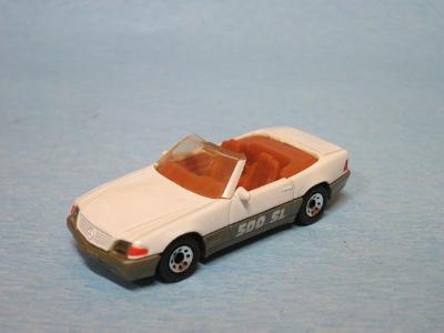 MATCHBOX - MERCEDES BENZ 500SL
