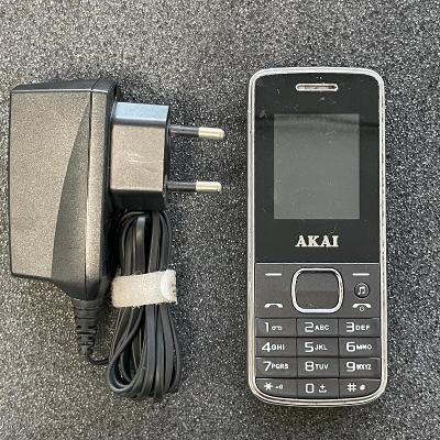 Tlačítkový telefon Akai PHA-1880 DUAL SIM