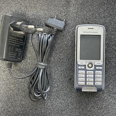 Tlačítkový telefon Sony Ericsson K310i