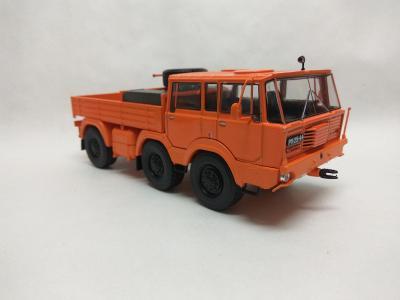 Tatra 813 - 1:43 - účet v ČR