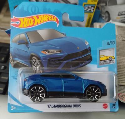 Lamborghini Urus '17 - Hot Wheels