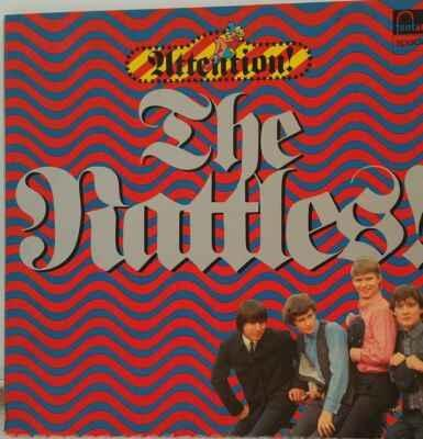LP The Rattles - The Rattles! 1974 EX