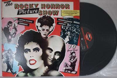The Rocky Horror Picture Show - Original Sound Track LP 1975 vinyl NM