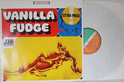 Vanilla Fudge Same LP 1967 vinyl Germany RI jako nove NM Psychedelic