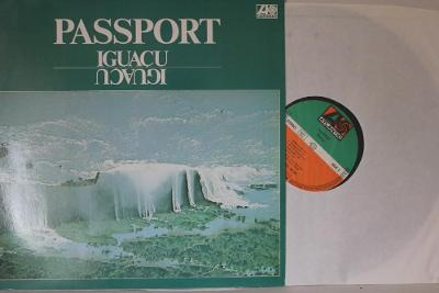 Passport – Iguaçu LP 1977 vinyl Germany Jazz Rock Fusion Doldinger NM