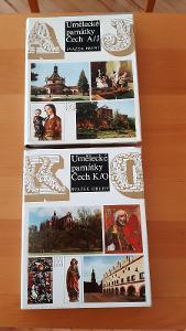 Umělecké památky Čech