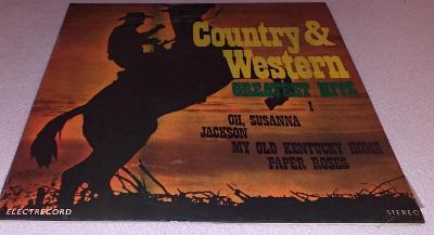 LP Country & Western Greatest Hits I