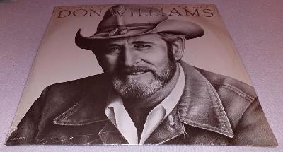 LP Don Williams - Don Williams Greatest Hits Volume IV *NOVÁ*