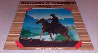 LP Alexandru Andrieș - Country & Western Greatest Hits (III)