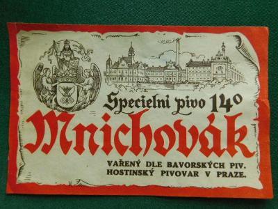 PE - Pivovar - Praha XV.  -  Praha - Braník - Z Hostinského Pivovaru