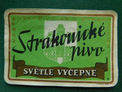 PE - Pivovar - Strakonice