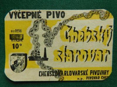 PE - Pivovar - Cheb