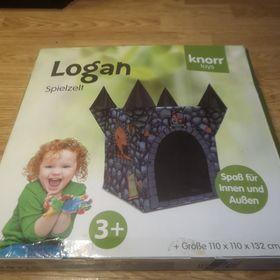 Knorrtoys herní stan -Logan