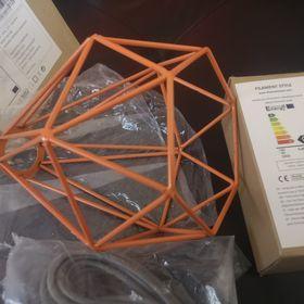 design lampa Diamond číslo 1, kov E27