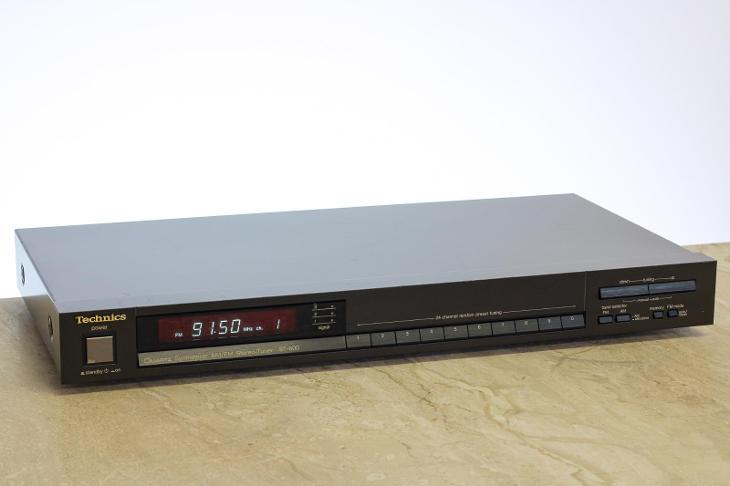 Technics ST-600 - TV, audio, video
