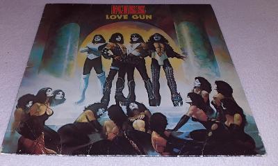 LP Kiss - Love Gun
