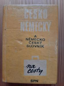 Německo-český a česko-německý slovník na cesty