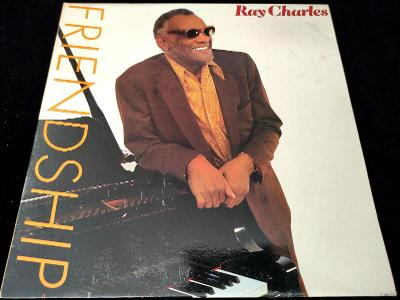 Ray Charles - Friendship (with J. Cash, W. Nelson, Hank Williams Jr..)