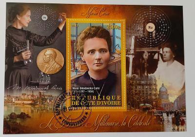 Aršík - Marie Sklodowska - Curie  - (5/195)