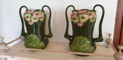 Amphora Secení párové vázy