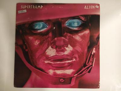 Supertramp – Alien - LP vinyl