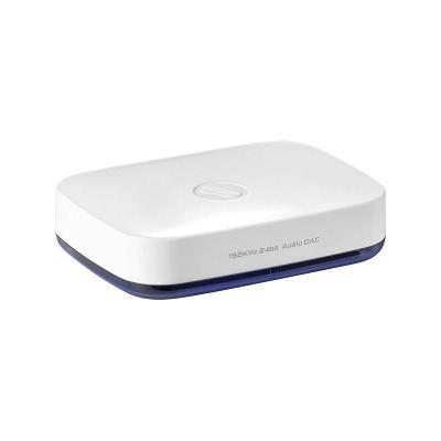 Bluetooth audio vysílač One For All SV1820, bílá