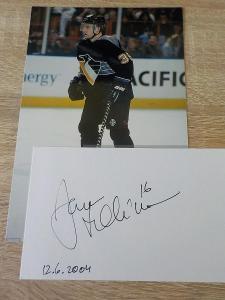 Jan Hrdina - podpis