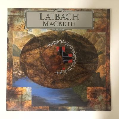 Laibach – Macbeth - LP vinyl - Very RARE!