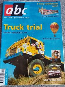 časopis ABC  č. 20  rok 2003, ročník 48