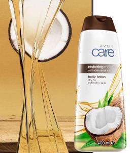 Hydratační tělové mléko s kokosovým olejem