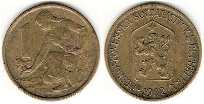 1 Kčs 1962