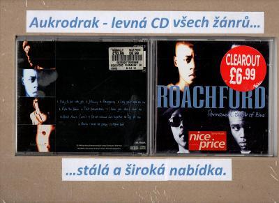 CD/Roachford-Permanent Shade Of Blue