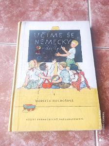 Učíme se německy 1/ Margita Holdošová