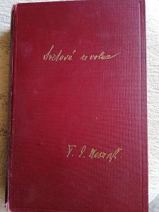 Světová revoluce za války a ve válce 1914-1918 -Tomáš Garrigue Masaryk
